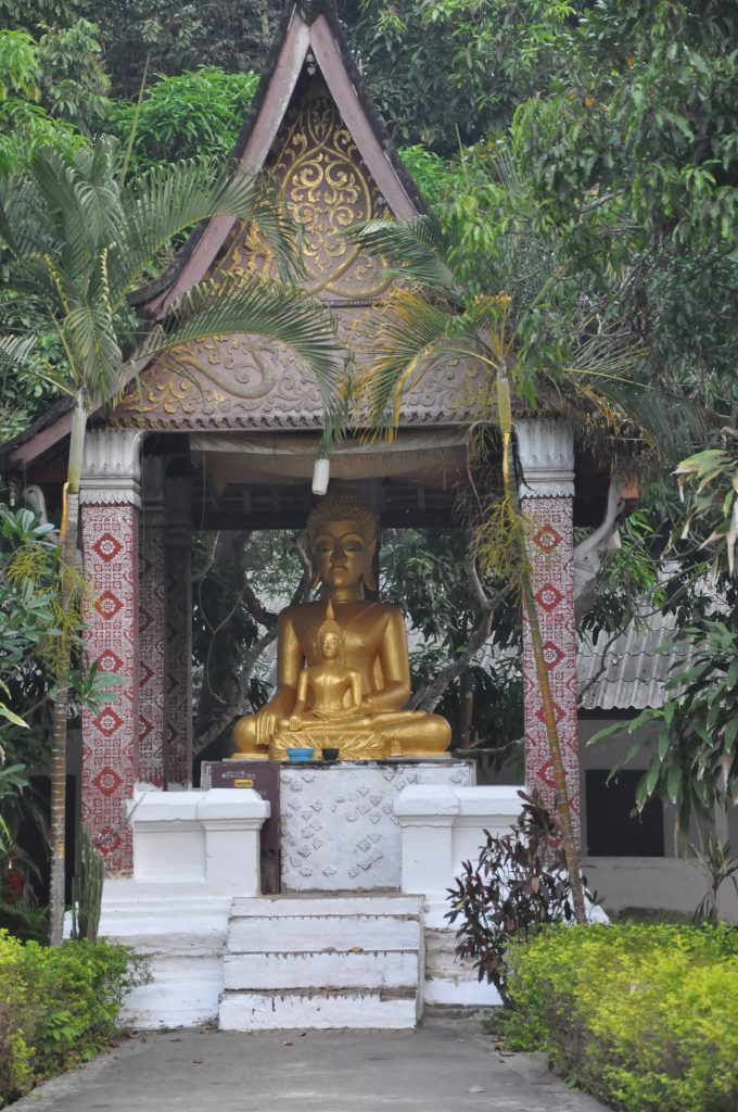 Buddhistischer Schrein