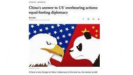 Global Times/ China. Screenshot 20.April 2021.